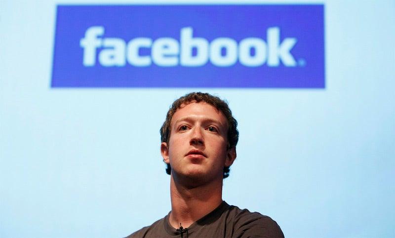 Mark Zuckerberg's Identity Was Hacked on Facebook
