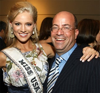 Jeff Zucker Finally Getting the Hell Out of NBC