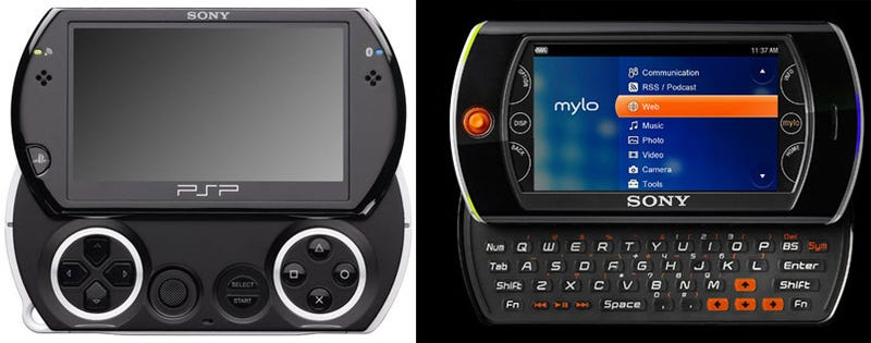 So the PSP Go Is Basically a Sony Mylo 2 With Gaming Then?
