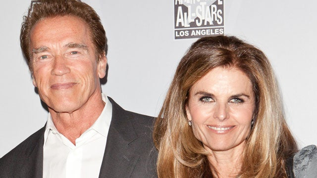 Arnold Schwarzenegger & Maria Shriver Are Both Wearing Their Wedding Rings Again