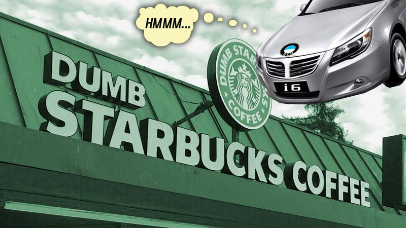 What Chinese Carmakers Can Learn From Dumb Starbucks