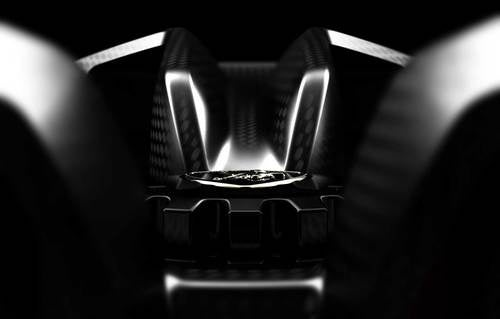 Lamborghini Strip Tease Adds Carbon Fiber Twist