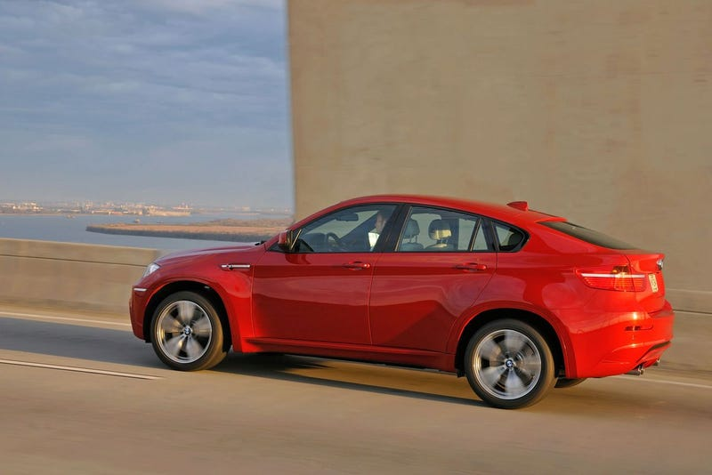 BMW X5 M, X6 M Pricing Starts At $86,225, $89,725