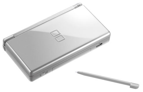 Nintendo Makes Metallic Silver DS Official
