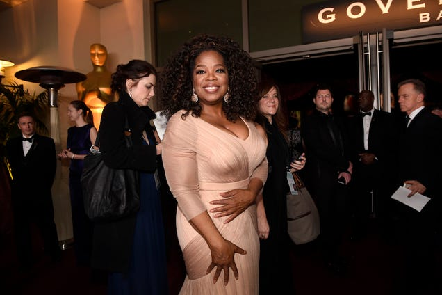 Peace Out, Chi-Town: Oprah's Leaving for Good