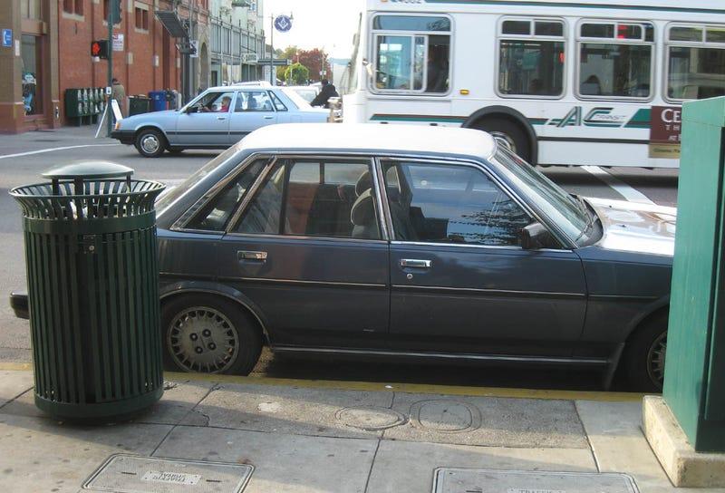 1986 Toyota Cressida Pizza Deliverator