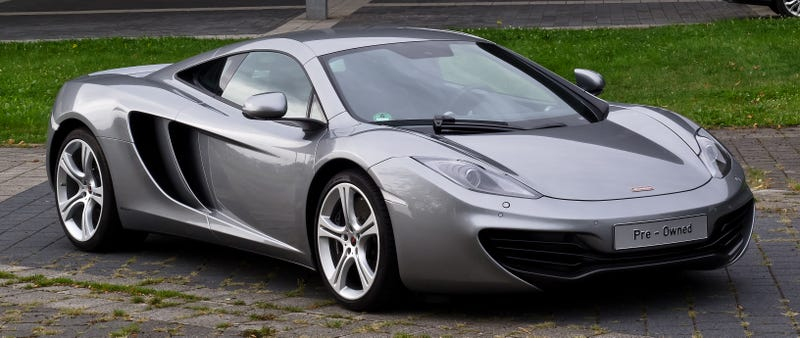 McLaren to NHTSA: importers are full of it, 12C will never conform