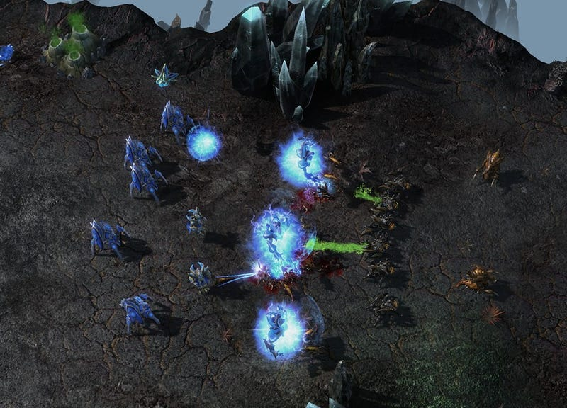 Frankenreview: StarCraft II: Wings Of Liberty