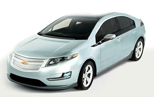 "Edmunds Thinks Chevy Volt Design Is ""Huge Disappointment,"" ""Completely Unacceptable"""