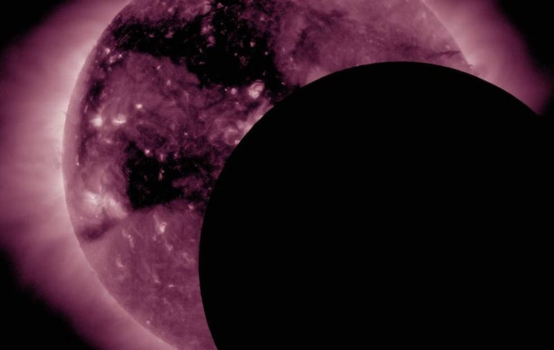 NASA's Solar Observatory Freaked Out But It's Not Because of the Apocalypse