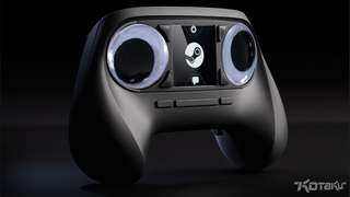 New Steam Controller Could Have Thumbstick?
