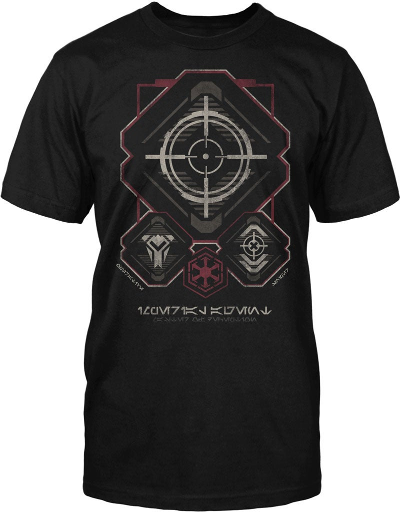Jinx Supplies Both Sides of the The Old Republic War with Fresh T-Shirts