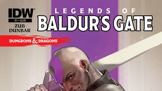 New <em>Baldur's Gate</em> Comic Series Featuring Minsc And His Hamster