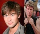 Chace Crawford At Gym Gets Endorphins Flowing