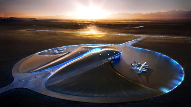 Virgin Galactic's Gateway to Space Is Now Open For Business