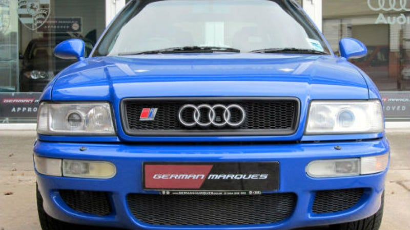 How Much Would You Pay For An Audi RS2?