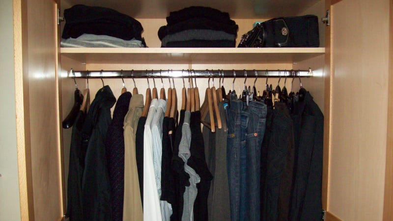 Streamline Your Wardrobe and Other Recurring Choices to Save Time