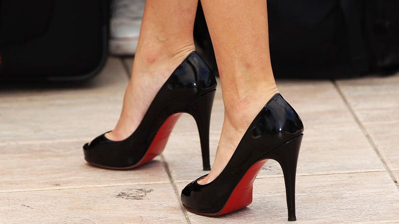 Christian Louboutin Can\u0026#39;t Stop the Inevitable Flood of Red-Soled Shoes
