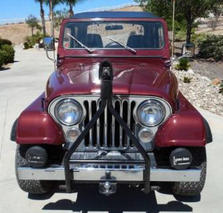 A 1986 Jeep CJ7 Laredo for $25,500?