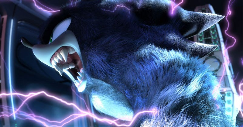You Haven't Seen The Last Of Sonic The Werehog