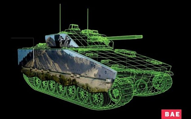 Army Tanks of the Future Could Use E-Ink to Become Invisible