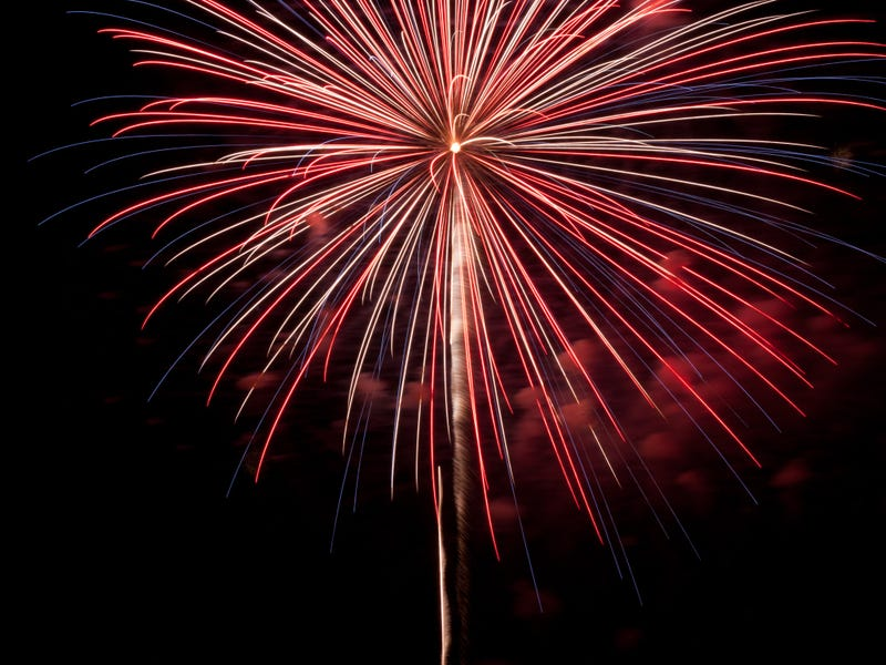 Lifehacker Readers' Best Fireworks Photography