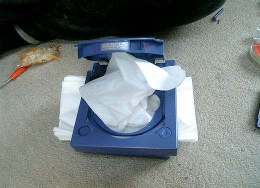 Gamecube Tissue Box: Perfect for This Time of Mourning