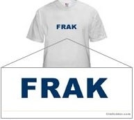 More Frak Than You Could Ever Want