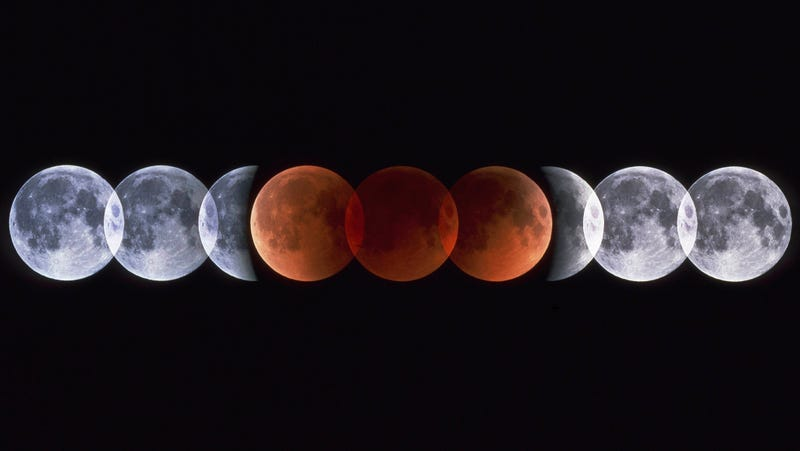 How to catch tomorrow morning's lunar eclipse