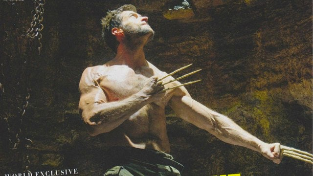 New image shows off Logan's bone claws in The Wolverine