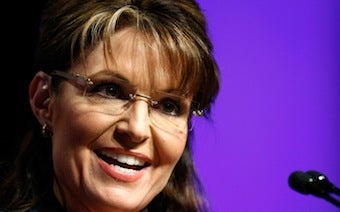 Sarah Palin Doesn't Understand the First Amendment