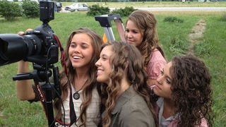 Why do the Duggar Girls have such lovely hair?
