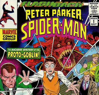 Spider-Man reboot adds Peter Parker's parents and a new villain to the mix