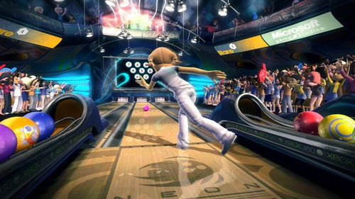 Checking Out The Xbox 360's Take on Wii Bowling