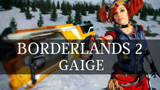Don't Screw With A Girl And <i>Her Borderlands 2</i> Gaige Cosplay