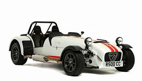 Caterham R500 Superlight Pictures and Details