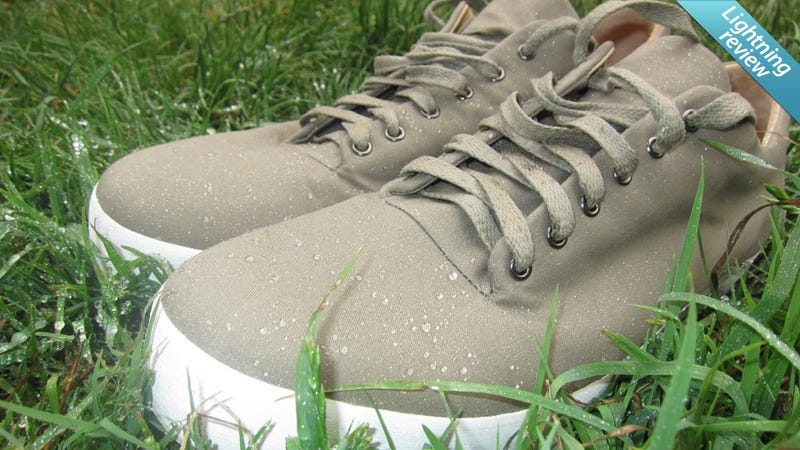 One-Upped Chuck! Outlier Supermarine Sneakers Use British Air Force Technology to Keep Water Out