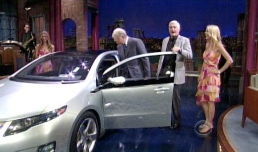No Chevys For Old Men: Lutz Vs. Letterman