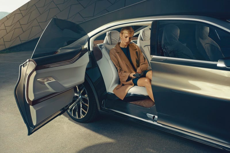 The BMW Vision Luxury Concept: What To Expect From The Next 7-Series
