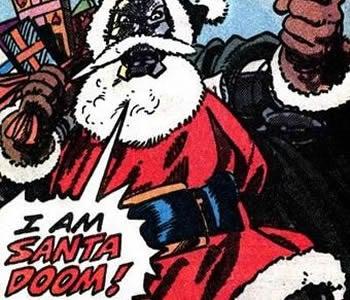 Victor Von Doom's Christmas Message