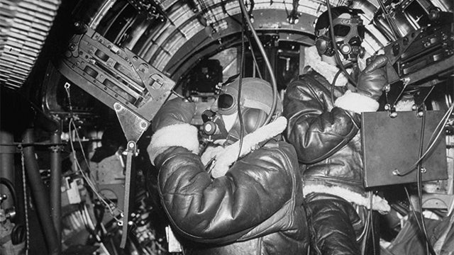 Here is your chance to fly the legendary B-17 Flying Fortress bomber