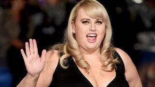 Rebel Wilson Thinks 'Bigger Girls Do Better in Comedy'