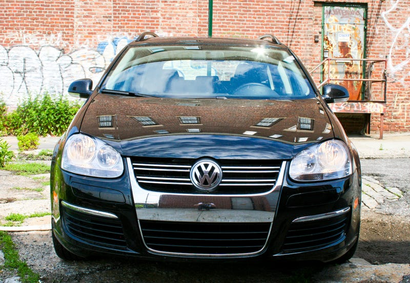 2009 VW Jetta SportWagen TDI, Part One