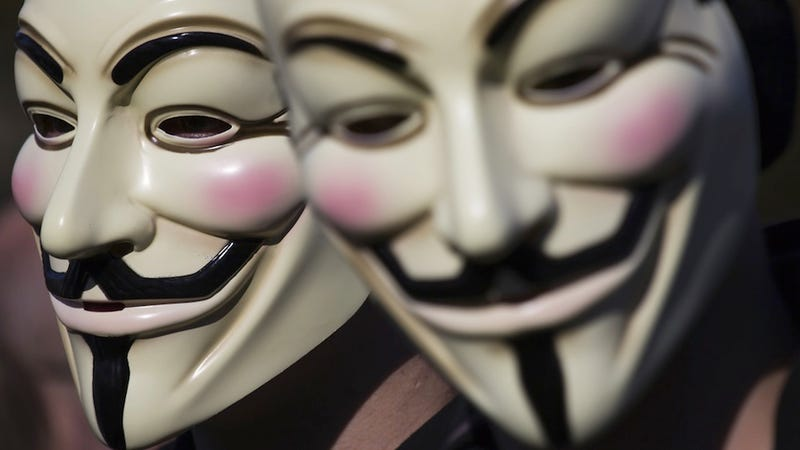 Anonymous' Big FBI Hack Was a Big Lie
