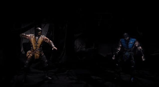 Mortal Kombat X Is Adding Four Classic Fatalities For Free