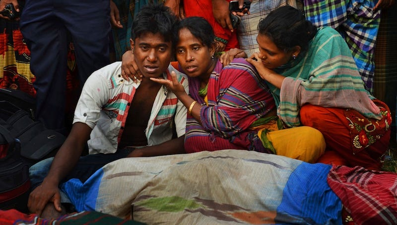 54 Bodies Found, Potentially 100 Missing In Bangladesh Ferry Sinking