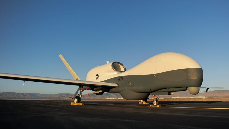 This Is the New Spy Plane of the US Navy