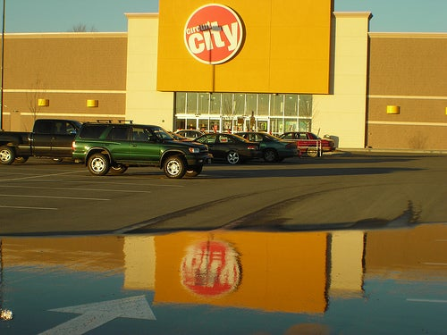 Circuit City On the Brink of Failure