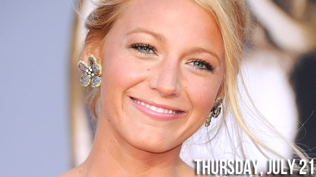 Leo Dumps Blake Lively For Being Too Into Blake Lively