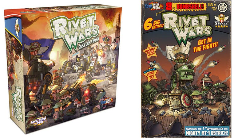 The Board Game Inspired By Video Games